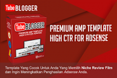 Template Film Review Mirip Youtube Untuk Blogger High CTR