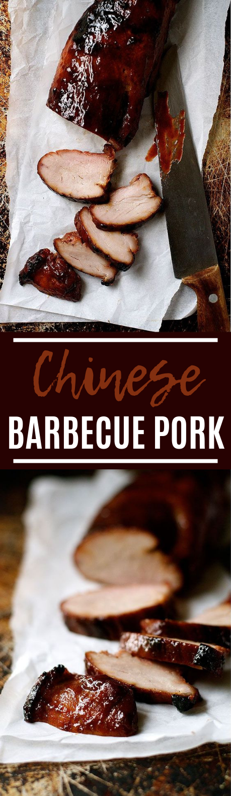 Char Siu (Chinese Barbecue Pork) #pork #dinner