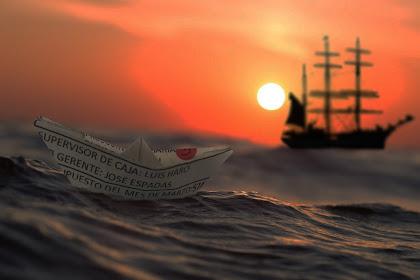 Kapal Hampir Tenggelam : Cerita Ketika Mudik