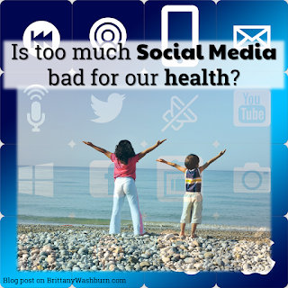 Is Too Much Social Media Bad for Our Health?