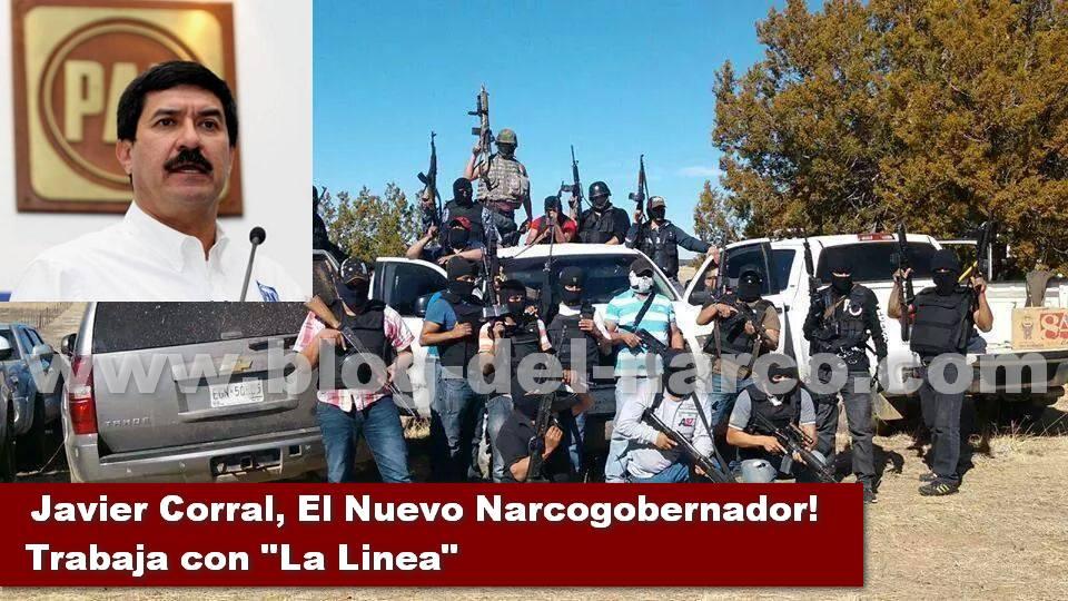 """Su nombre es """"Javier Corral"""", Nuevo Gobernador de Chihuahua y jala para """"La Linea"""""""