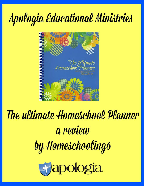Apologia Educational Ministries Review by Homeschooling6
