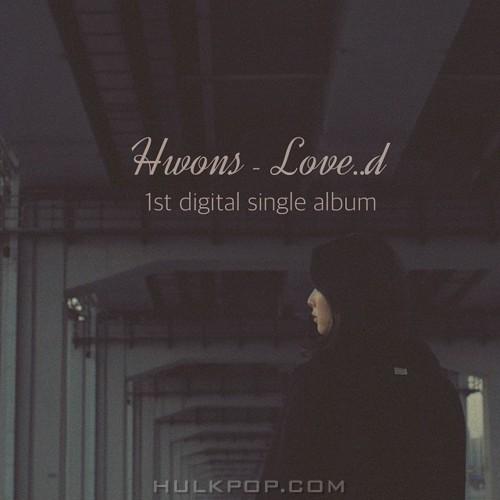 HWONS – 사랑했었다 – Single