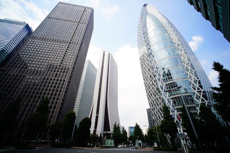 The ultimate Tokyo walk around Shibuya and Shinjuku