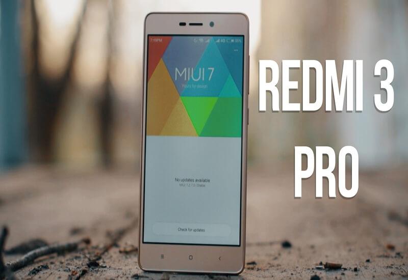 Keunggulan Xiaomi Redmi 3 Pro