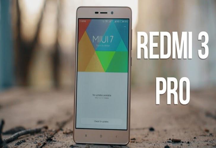 inilah Hal yang Wajib Anda Tahu Tentang Ponsel Xiaomi Redmi 3 Pro
