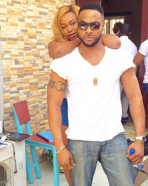 bolanle ninalowo girlfriend