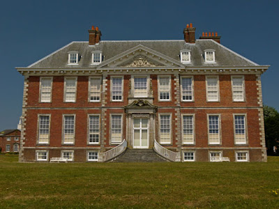 Uppark, gardens, houses, West Sussex, South Downs, doll's house