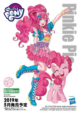 My Little Pony Bishoujo Series Pinkie Pie