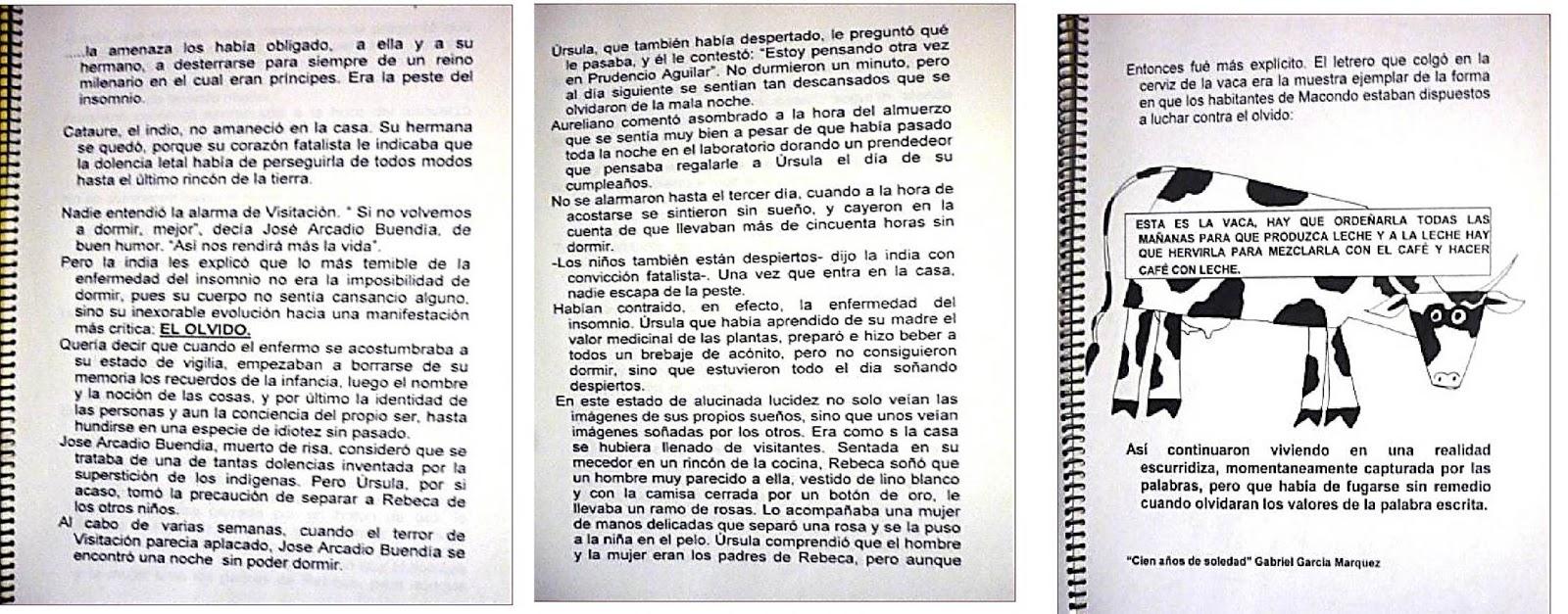 Gabriel García Márquez. \