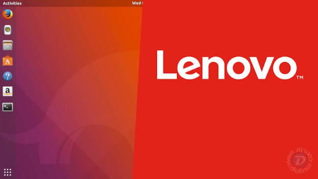 Lenovo e Ubuntu 17.10