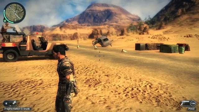Free Download Just Cause 2