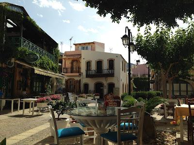Malia Old Town
