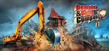 Baixar Demolish & Build Company 2017 (PC) + Crack