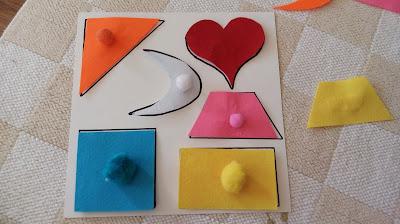 jak zrobić zabawki sensoryczne dla małych dzieci
