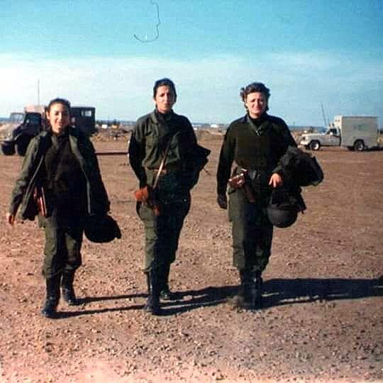¿Sabías que en la guerra de Malvinas hubo 17 mujeres?