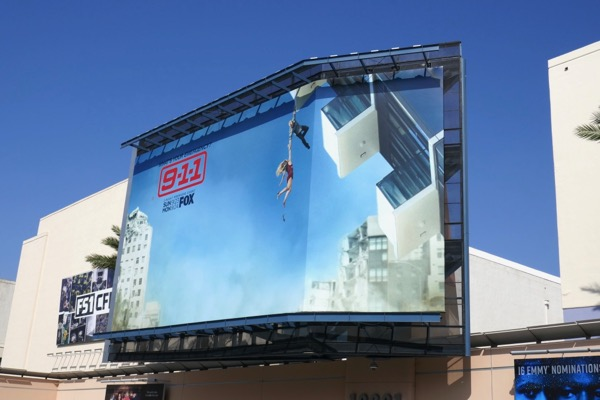 911 season 2 billboard