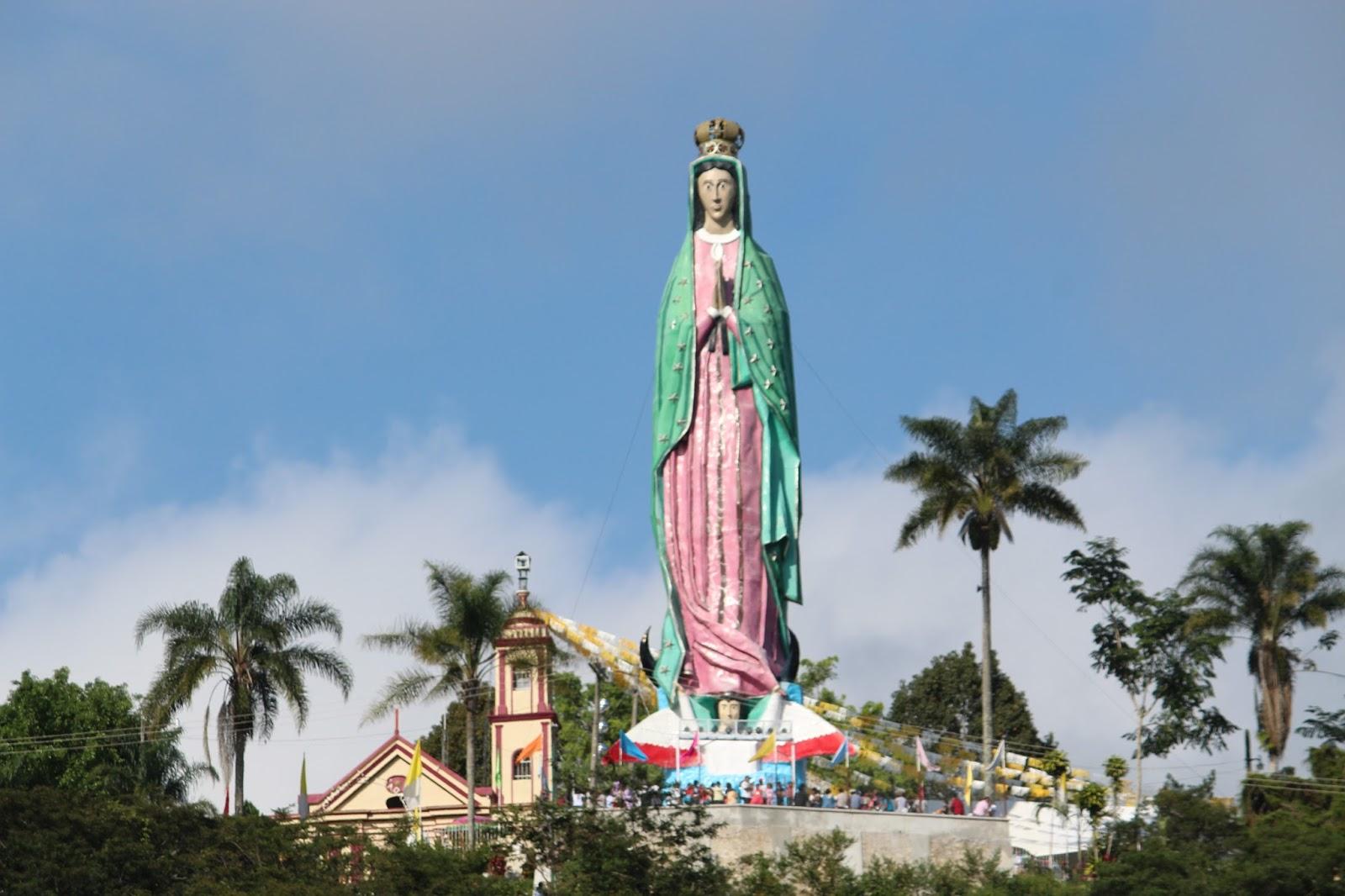Virgen de Guadalupe de Huastuco