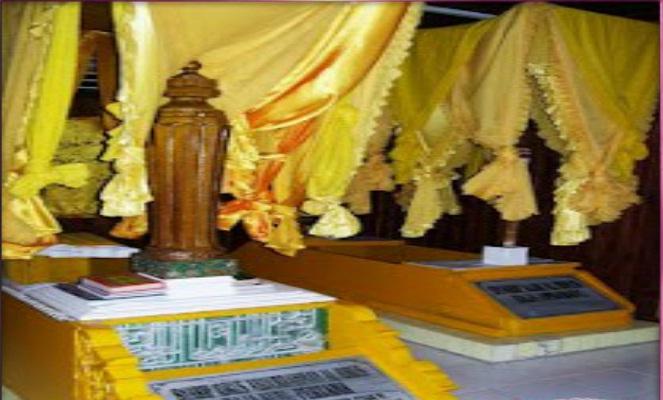 Napak Tilas Sejarah Makam Syarif Idrus Pendiri Kerajaan Kubu