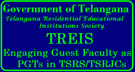 TREIS Engaging Guest Faculty as PGTs in TSRS/TSRJCs - Get Details Here TREIS Engaging Guest Faculty as PGTs in TSRS/TSRJCs - Get Details HereSchools Upgraded as TSRJCs/2018/05/treis-engaging-guest-faculty-as-pgts-in-tsrs-tsrjc-details-download-notification.html