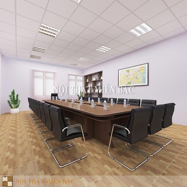 Giải pháp nâng cao chất lượng khi thiết kế nội thất phòng họp giá rẻ - H1