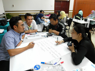 Business Writing Skills by Azmi Shahrin at Johor Port on 26-27 Oct 2016