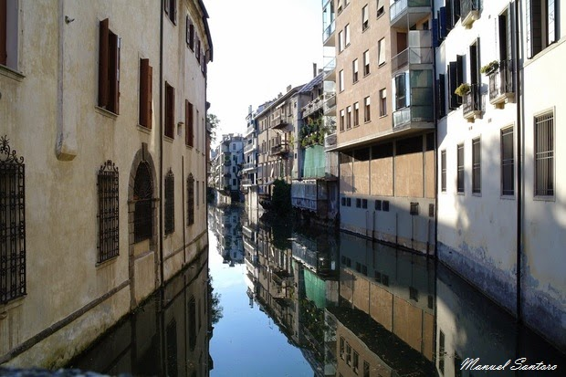 Padova, Ponte delle Torricelle