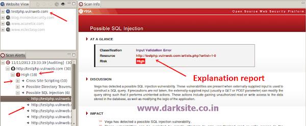 Dark Site ::