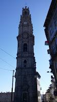 Oporto Torre de los Clérigos