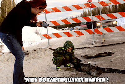 Why Do Earthquakes Happen?
