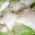 Menu Pantai Timur Nasi Impit , Sambal Kacang dengan Serunding Ikan