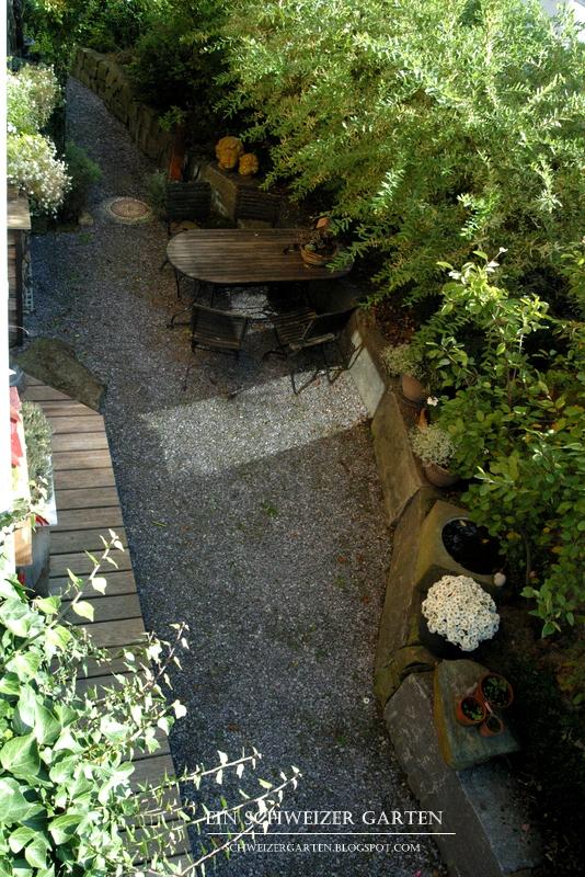 Ein Schweizer Garten Harlekinweide Hakuro Nishiki