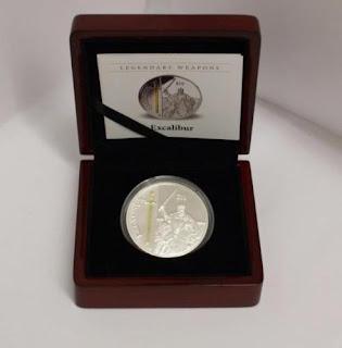 Virgin Islands 10 Dollars Silver Coin