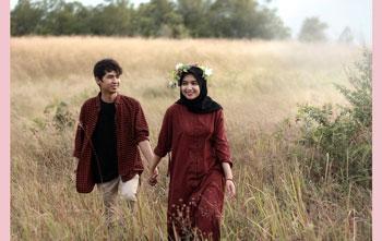 Eratkan hubungan dengan berpergian bersama suami