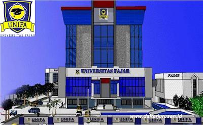 Daftar Fakultas dan Program Studi UNIFA Universitas Fajar Makassar