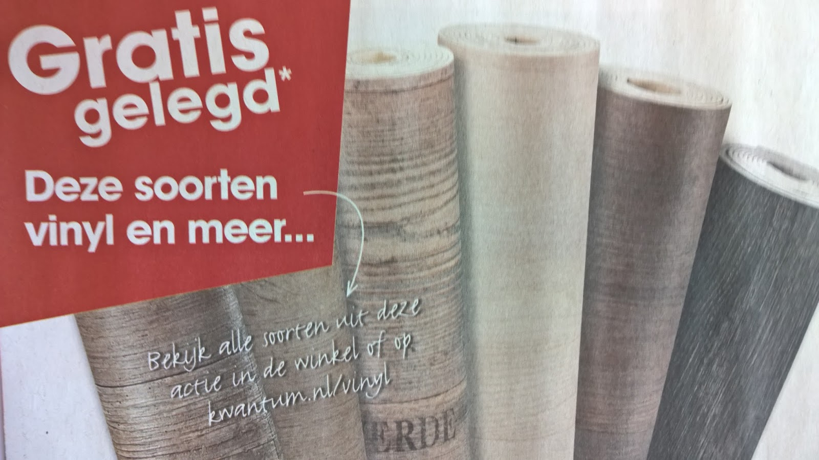 Vinyl Vloertegels Goedkoop : Vinyl vloer kwantum gratis gelegd