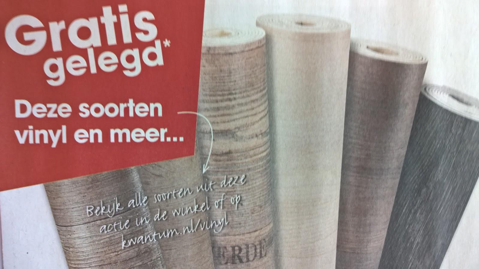 Novilon Vloer Leggen : Vinyl novilon van kreuningen