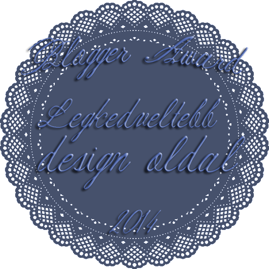 Blogger Award 2016 - ABD