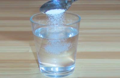 air garam untuk sakit gigi