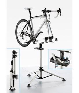 soporte reparacion bicicleta
