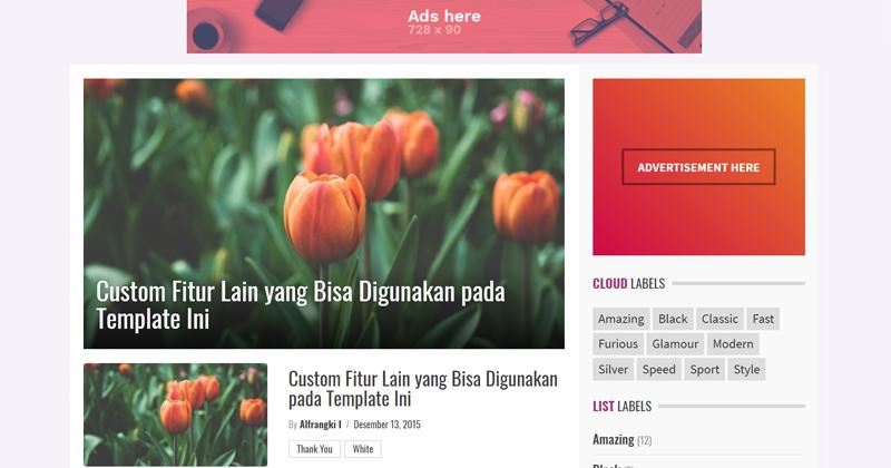 berminat premium mobile friendly blogger template. Black Bedroom Furniture Sets. Home Design Ideas