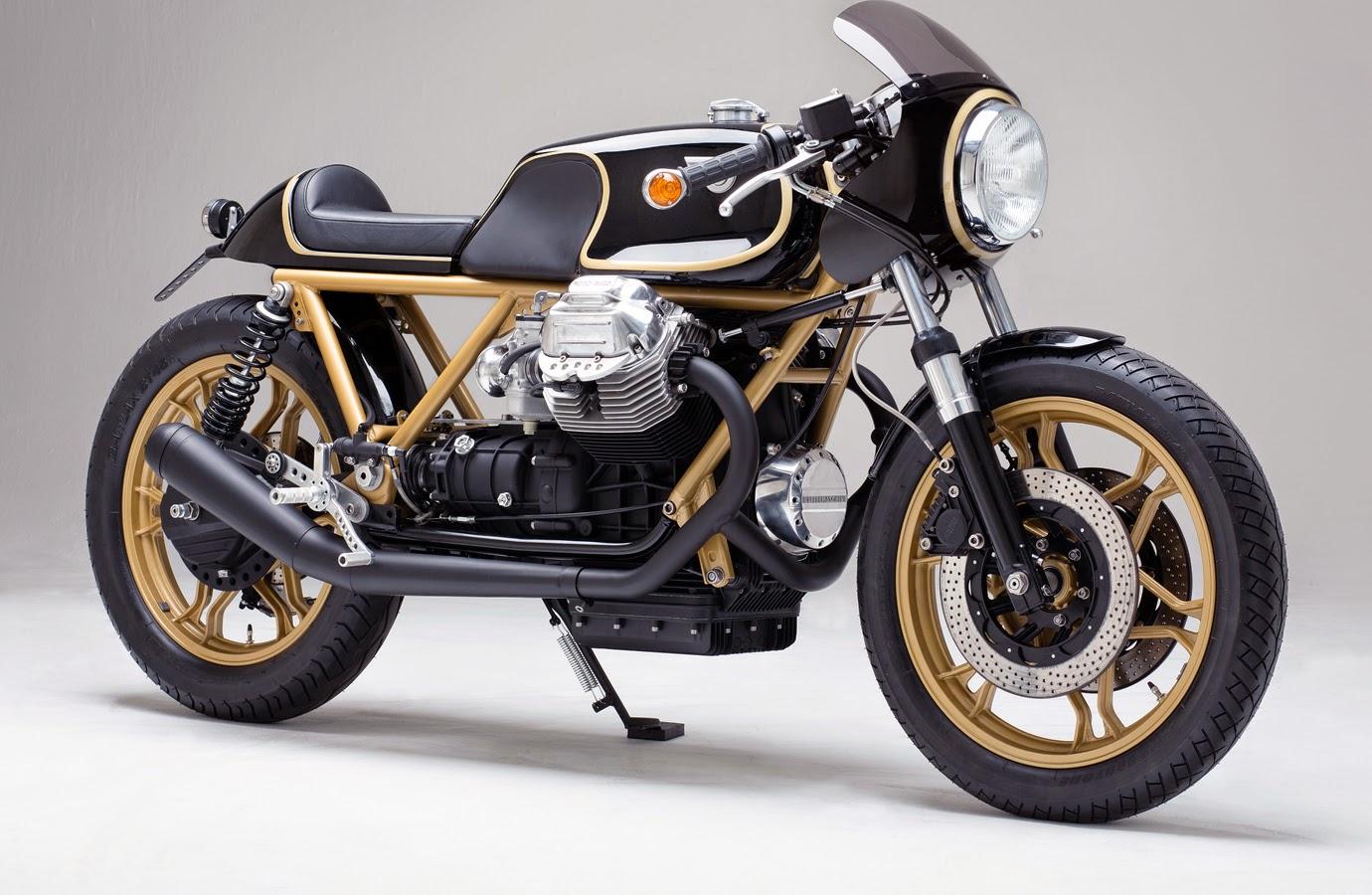 racing caf moto guzzi le mans iii 850 maschine 11 by kaffeemaschine. Black Bedroom Furniture Sets. Home Design Ideas