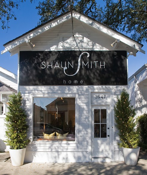 New Orleans Home Decor Stores: Designer Shaun Smith, So Cool....