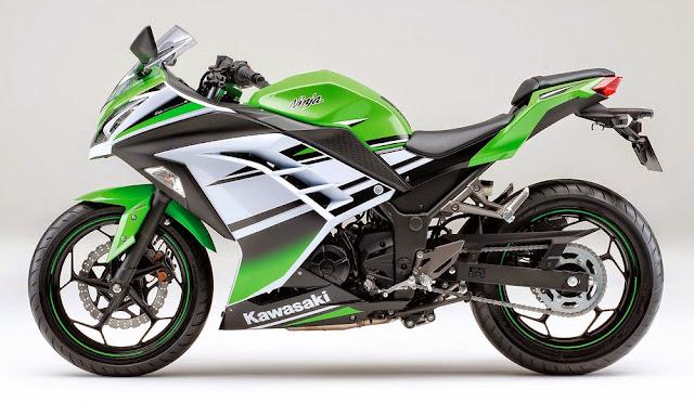 Kawasaki Ninja 250 ABS Special Edition 2015