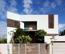 Beautiful Houses Two Story House Design Israel