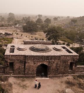 Ciudad encantada de Bhangarh