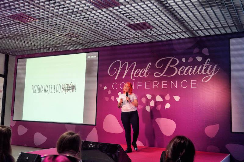 meet beauty 2017, konferencja beauty, beauty bloger, blogerka beauty, red lipstick monster