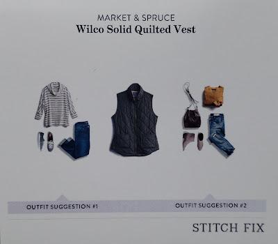 Review: Stitch Fix February 2019