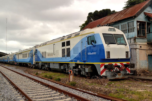 Regresa el Tren a Mar del Plata