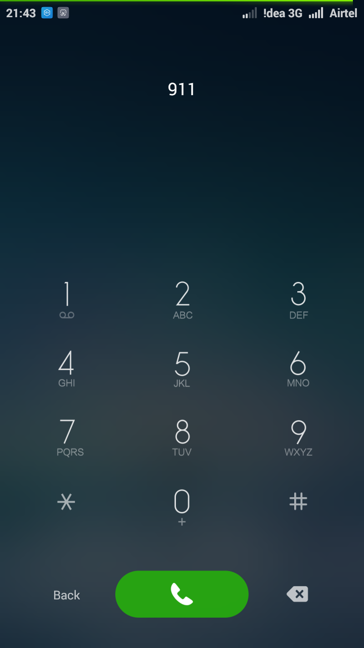 how to remove the emergency call button from android lock screen computerlearningz